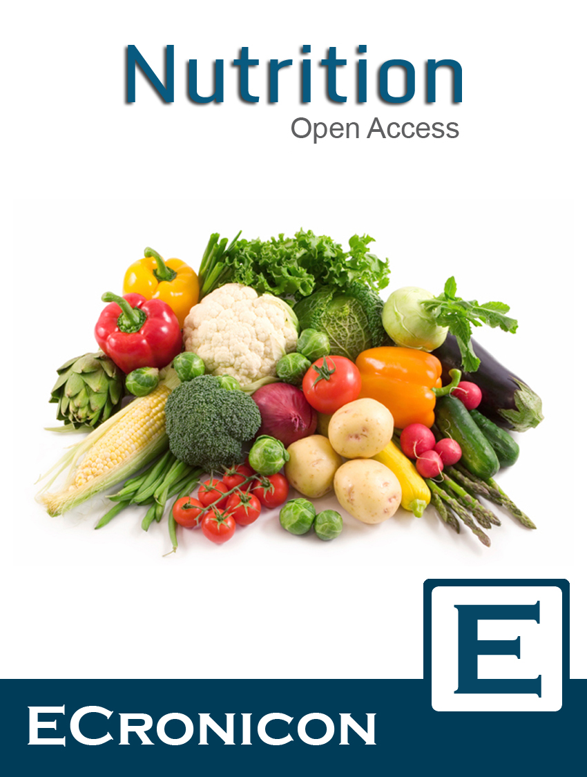 free research journal content articles relating to nutrition